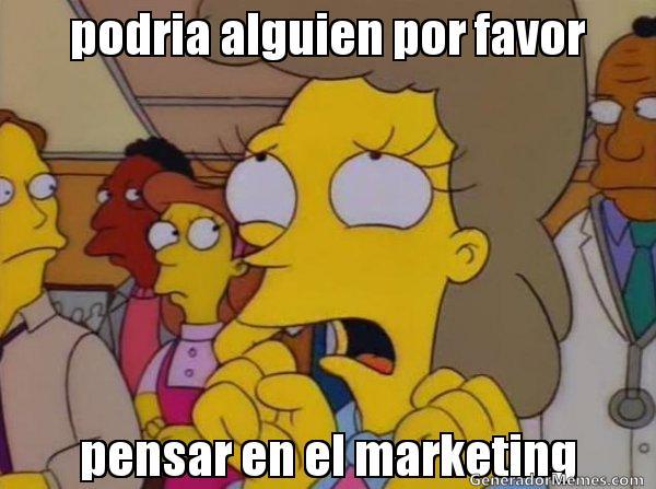 meme marketing sra Alegría