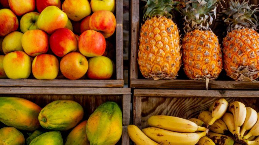 frutas que dan energia