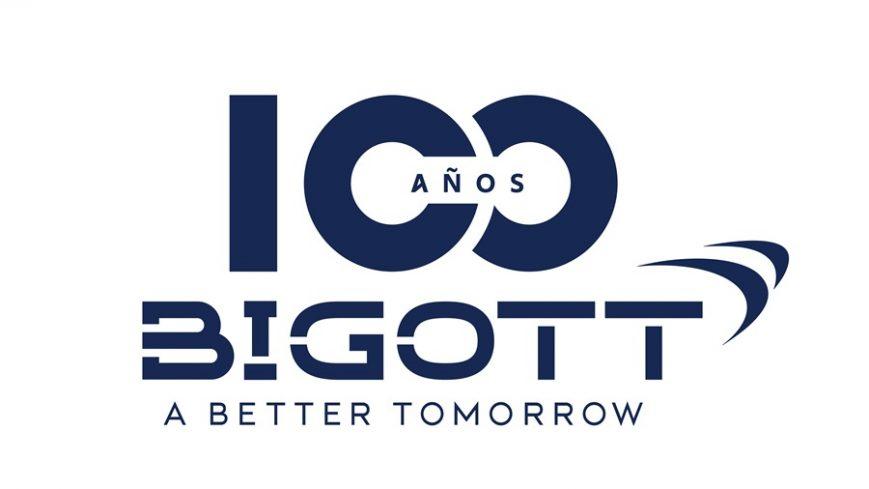 Bigott Cumple 100 años