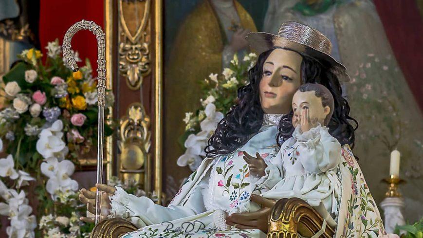La Divina Pastora fue recordada por importantes figuras de la farándula nacional