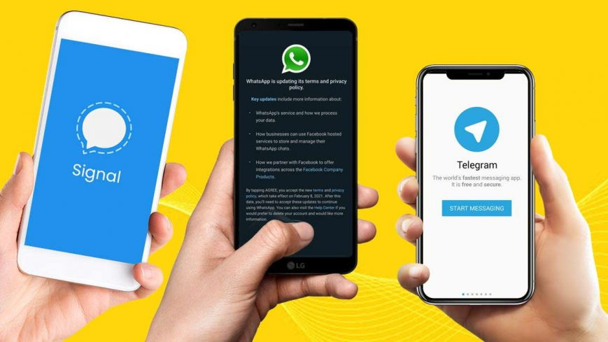 Las RRSS enfrentan una verdadera batalla tras los anuncios de Whatsapp
