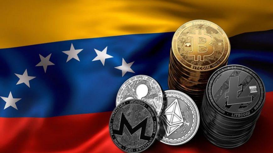 Las criptomonedas gana terreno en Venezuela
