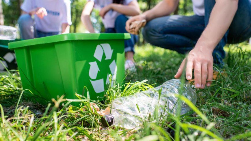 plástico y envases reciclados plastitec