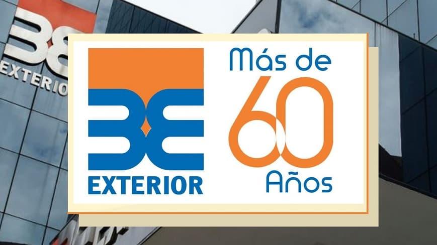 Banca y Negocios Banco Exterior arriba a 63 años de actividad financiera
