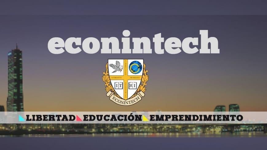 Econintech fue fundada en el 2015