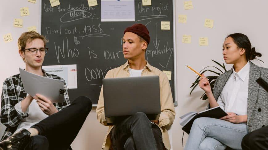 Estudiante y emprendedor
