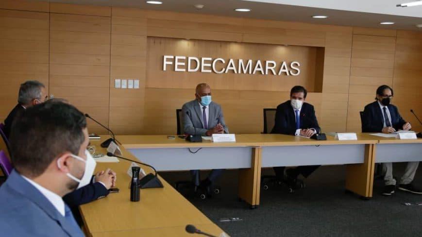 Fedecámaras presentó propuestas para atención del Covid-19