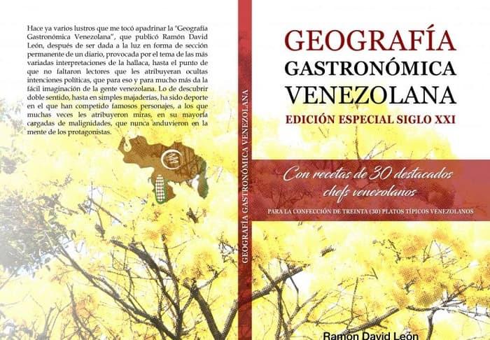 Libro Geografía Gastronómica venezolana
