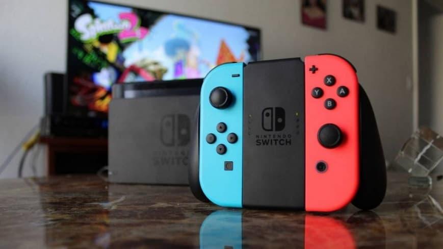 Consola de Nintendo uno de los grupos empresariales exitosos y centenarios