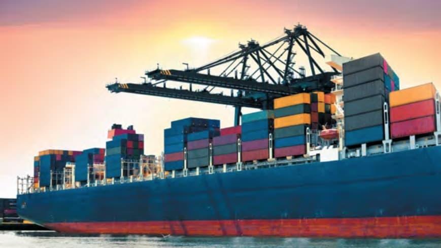 por que se cuadruplico Precios del comercio marítimo
