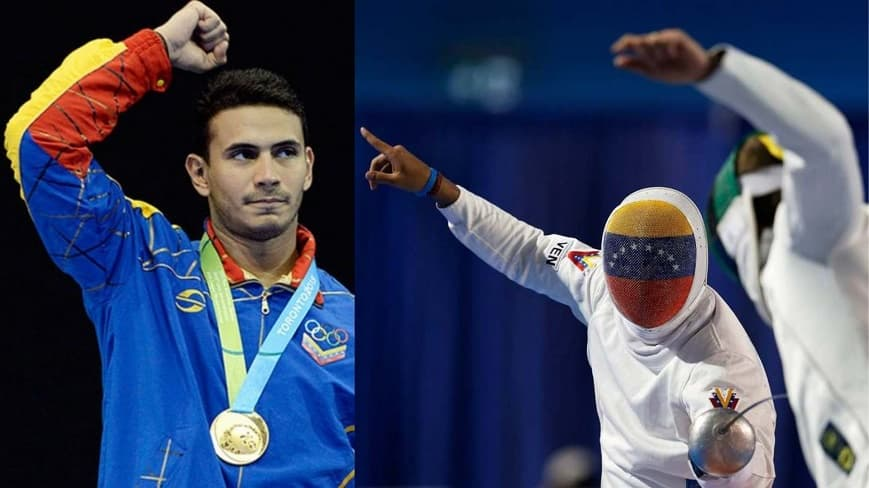 ruben limardo polonia gana medalla de oro
