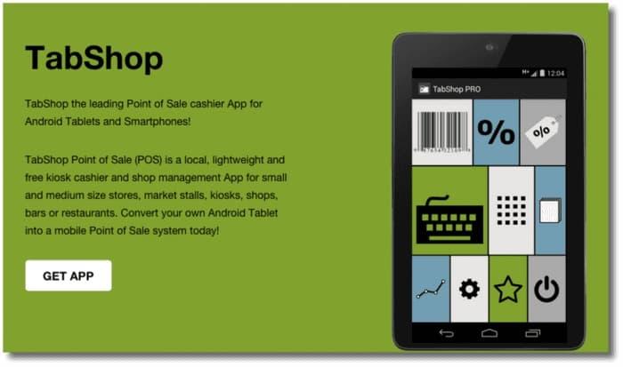 Tapshop te permite tener una evaluación del volumen de ventas