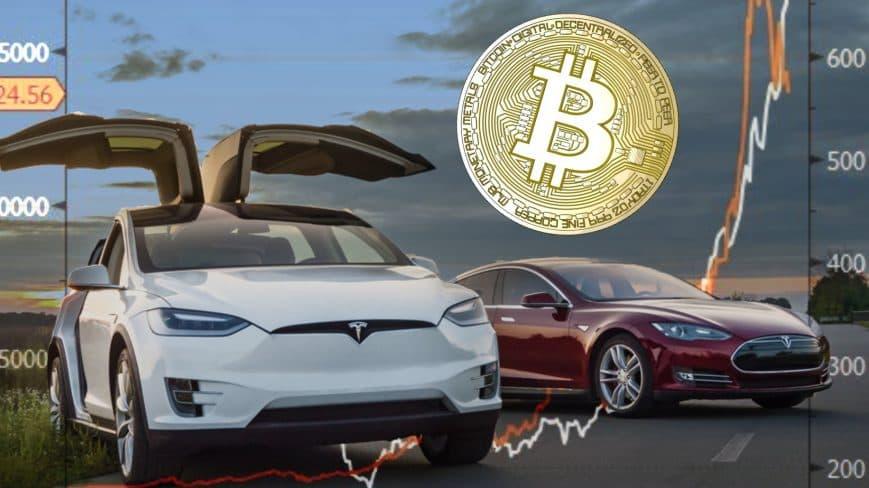 Tesla gana más de 1000 millones de dólares tras la inversión en Bitcoin