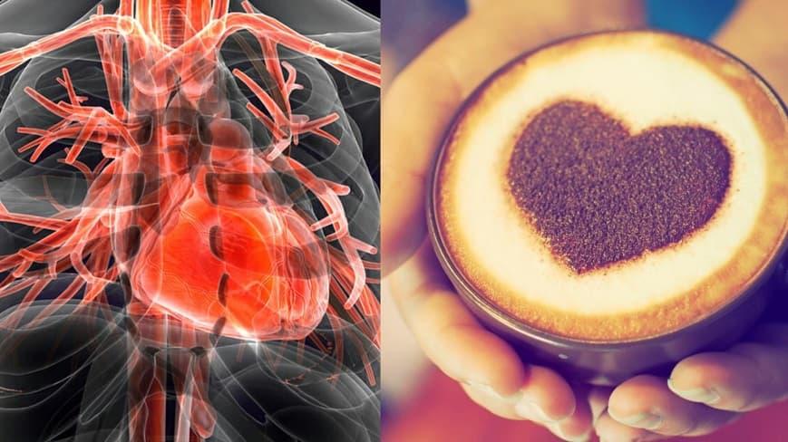 la verdad del tomar cafe y la salud del corazon