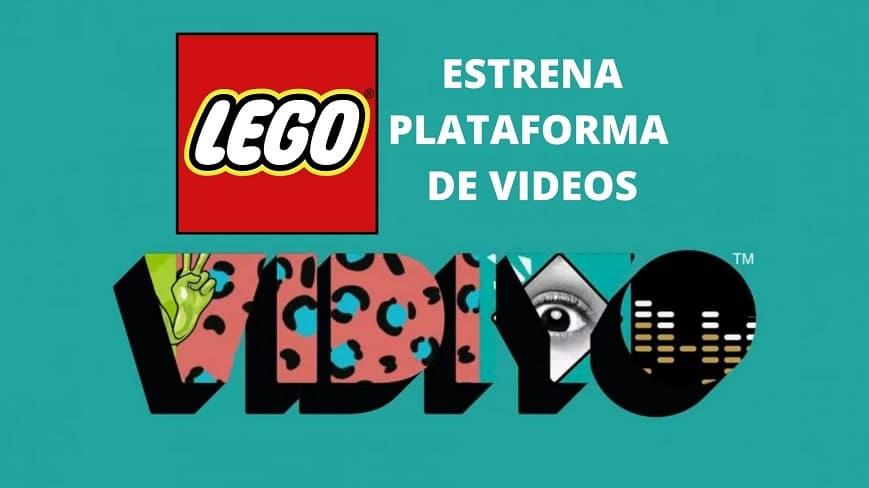 lego ESTRENA PLATAFORMA propia DE VIDEOS