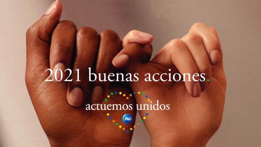 p&g-lanza-campaña #ActuemosUnidos, un mensaje a la unión de todas y todos en favor de un mundo mejor