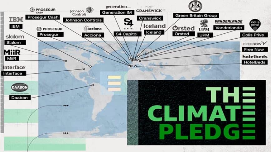 Más de 20 empresas se han unido en función de proteger al planeta