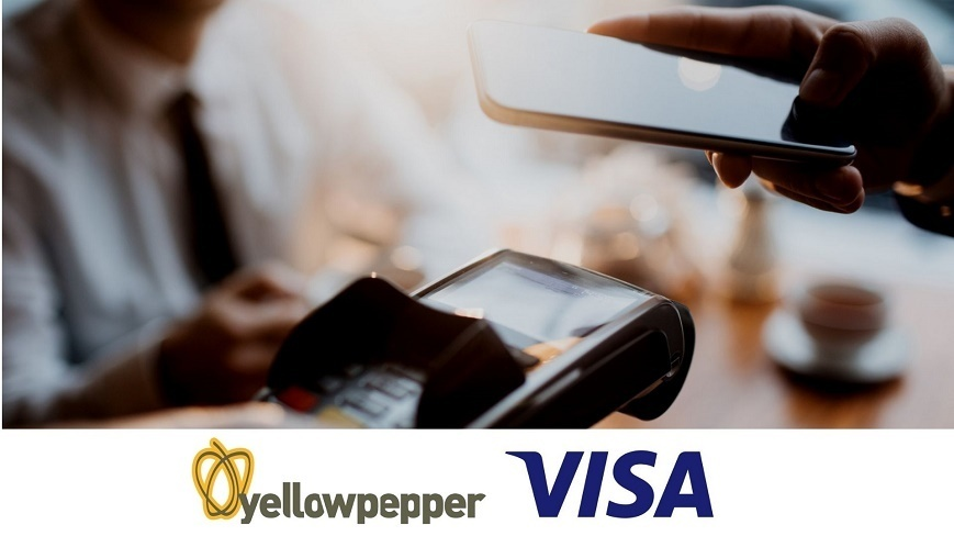 yellowpepper-se-une-a-visa-pagos digitales