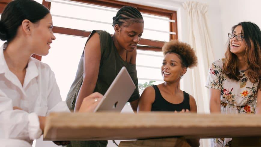 Emprendimiento mujer al poder Las cifras no engañan
