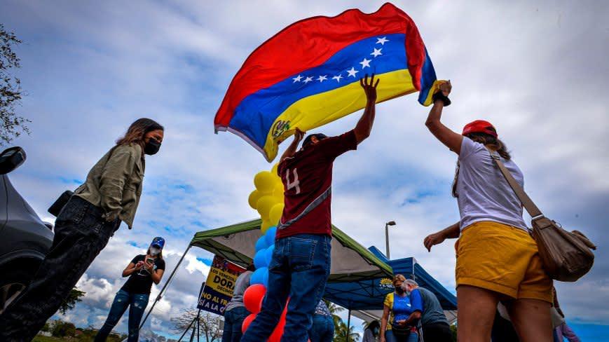 Gobierno de EE.UU. otorga TPS a venezolanos