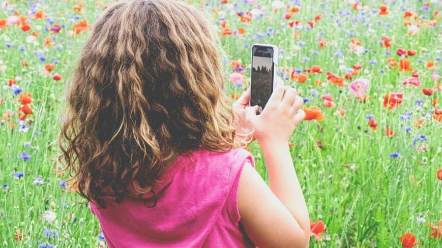 Instagram para menores de 13 años