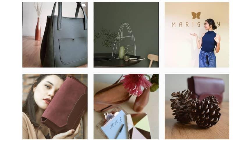 Marigaby Designs es una marca de carteras y bolsos creada por las hermanas María Gabriela y María Alejandra Duque