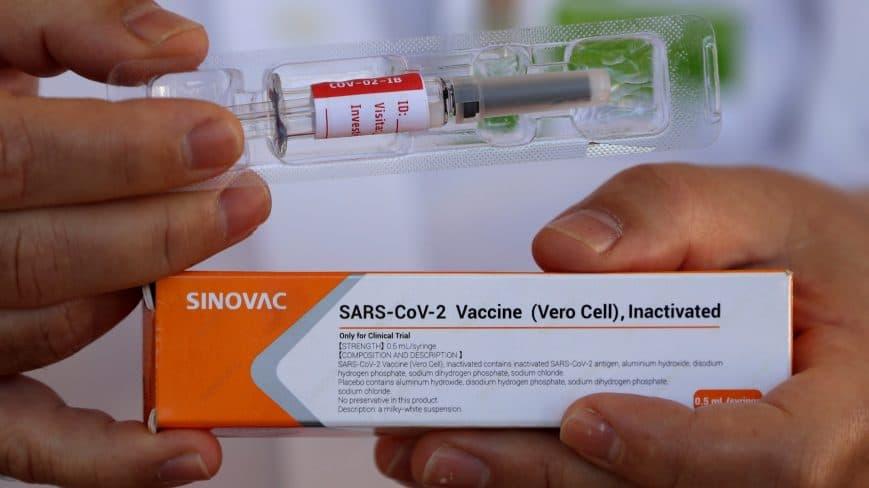 Venezuela recibe 500 mil dósis de vacunas chinas contra la covid-19