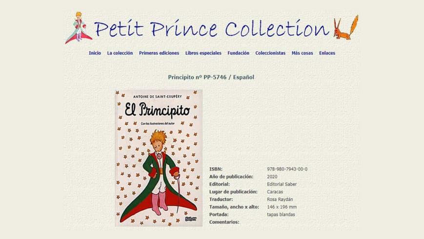 a-la-petit-prince-collection-entro-el-principito-de-la-editorial-saber