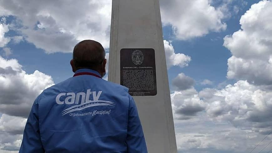 Cantv ejecuta despliegue de fibra óptica en Campo Carabobo