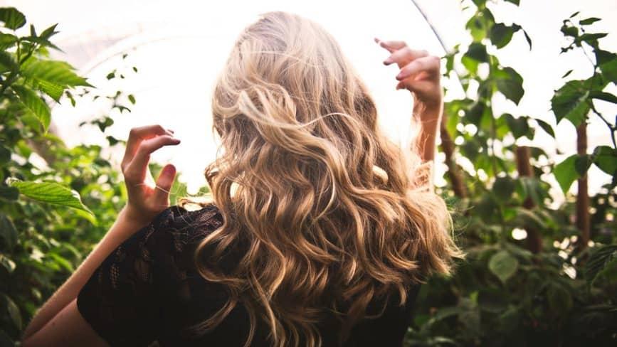 como hacer crecer el cabello mujer larga cabellera