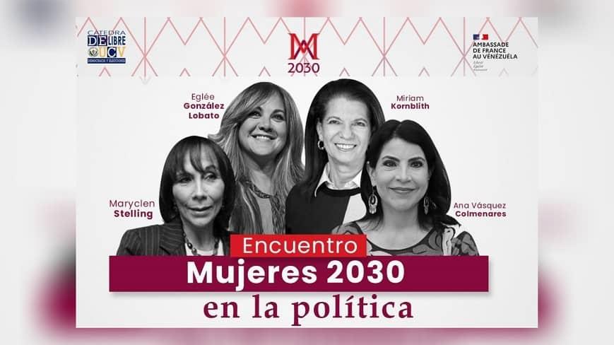 encuentro-2030-mujeres-en-la-politica-venezuela