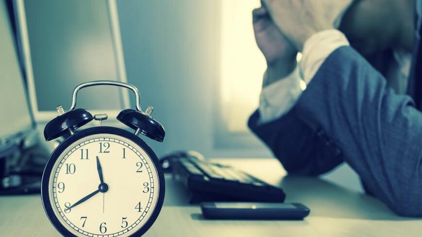 Los ladrones de tiempo ponen en riesgo tu productividad
