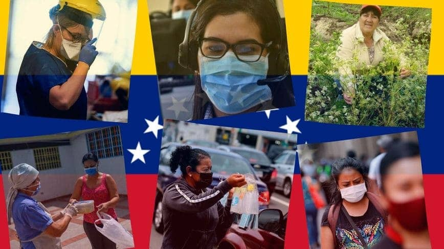 Mjeres venezolanas un ejemplo para el mundo