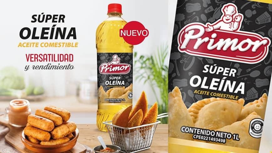 Primor presenta su marca de aceite