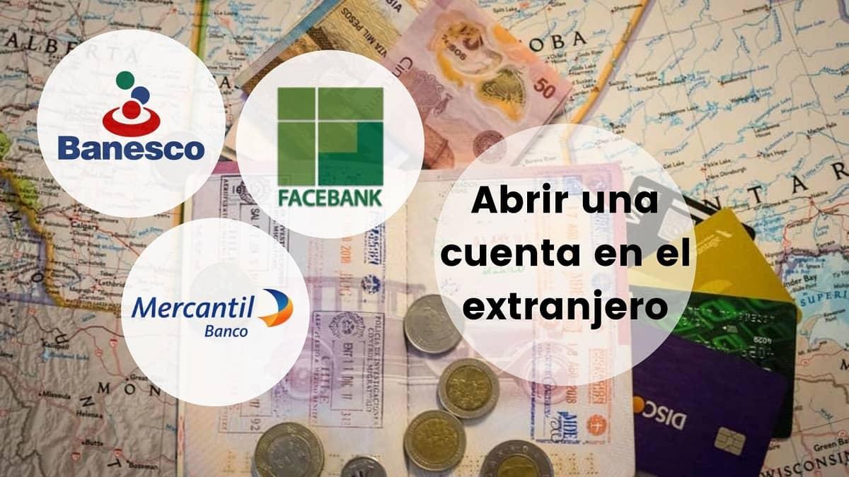 Abrir una cuenta en el extranjero