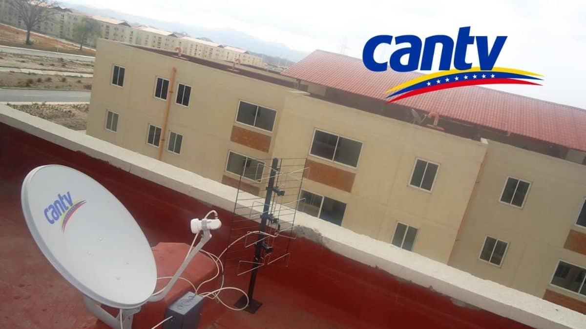 Cantv TV Satelital activó pagos
