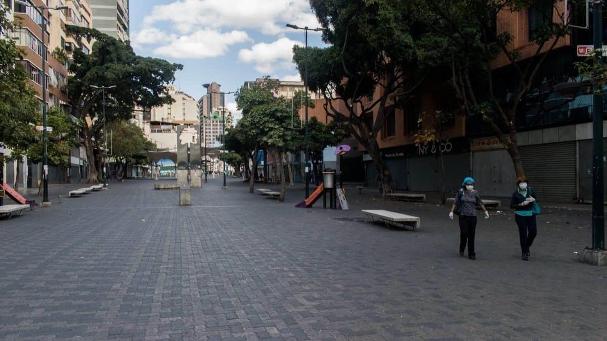 Venezuela inicia semana de cuarentena radical