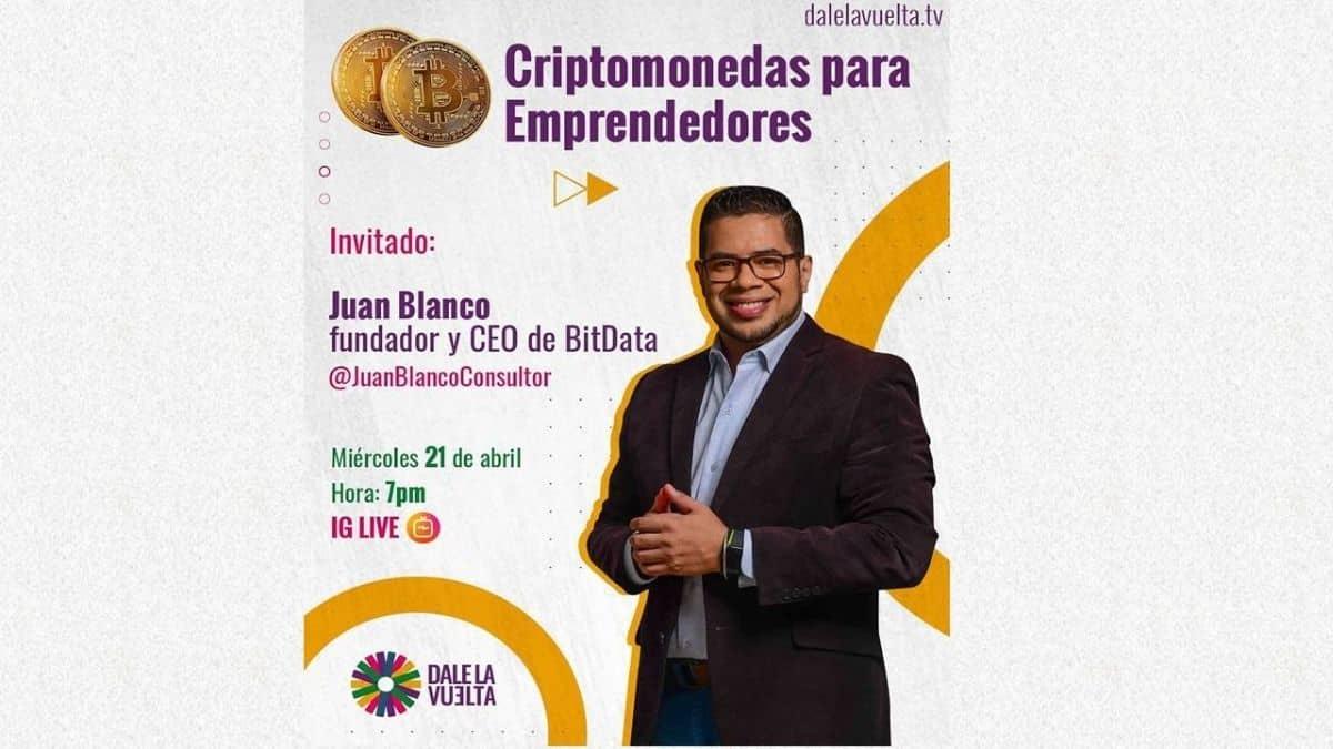 taller criptomoneda para emprendedores