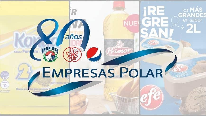 Empresas Polar amplía catálogo de productos