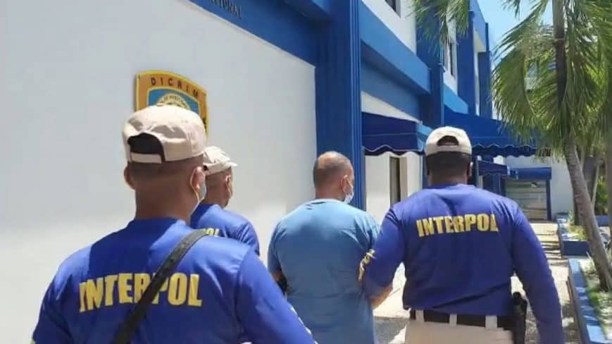 Interpol detiene a mafioso con ayuda de Youtube