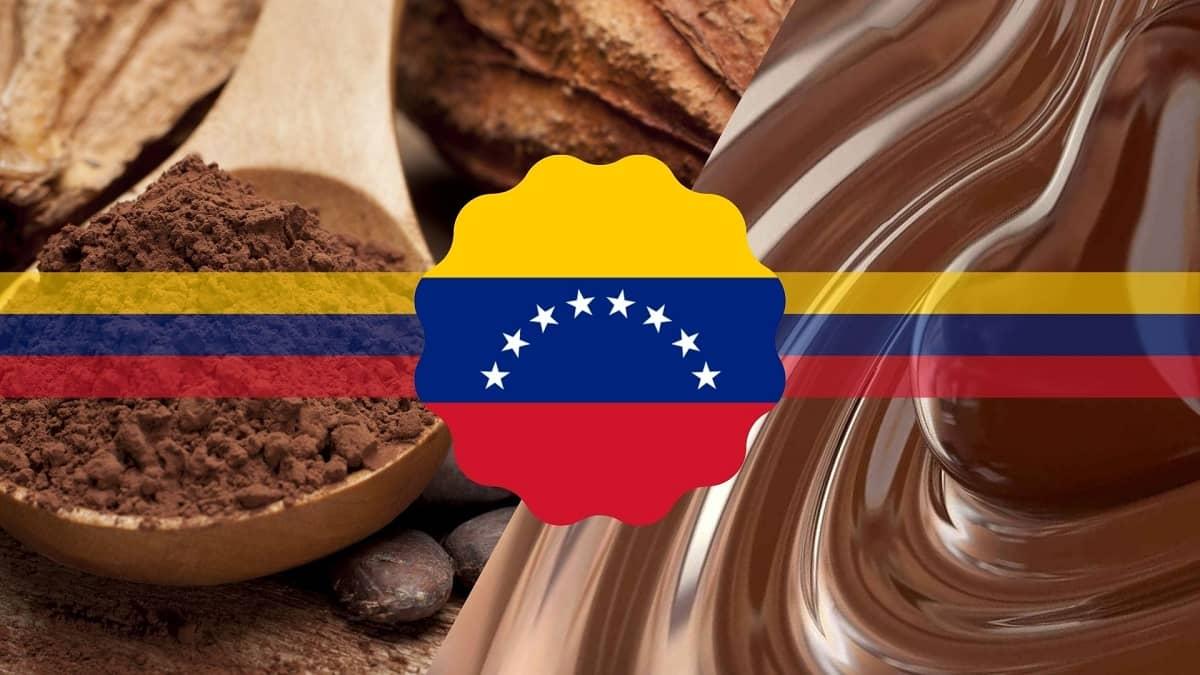 el cacao venezolano y el chocolate calidad de importación
