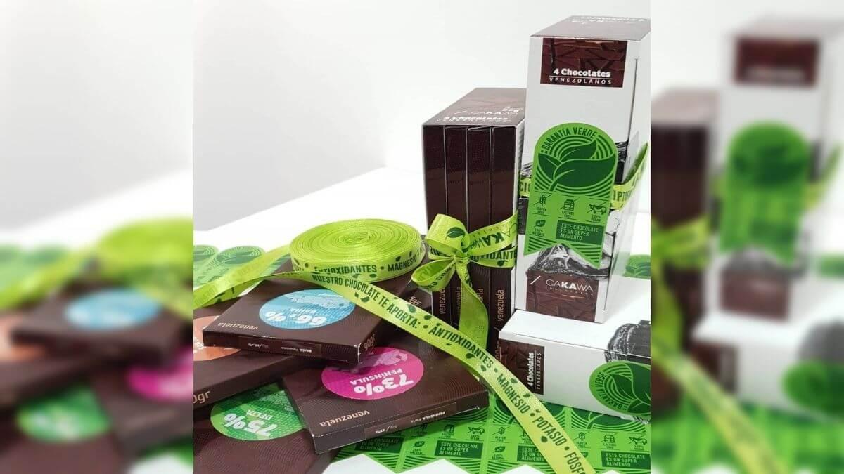 Chocolate venezolano el mejor del mundo