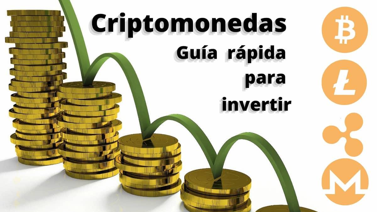 Inversion en monedas digitales invertir en criptoactivos