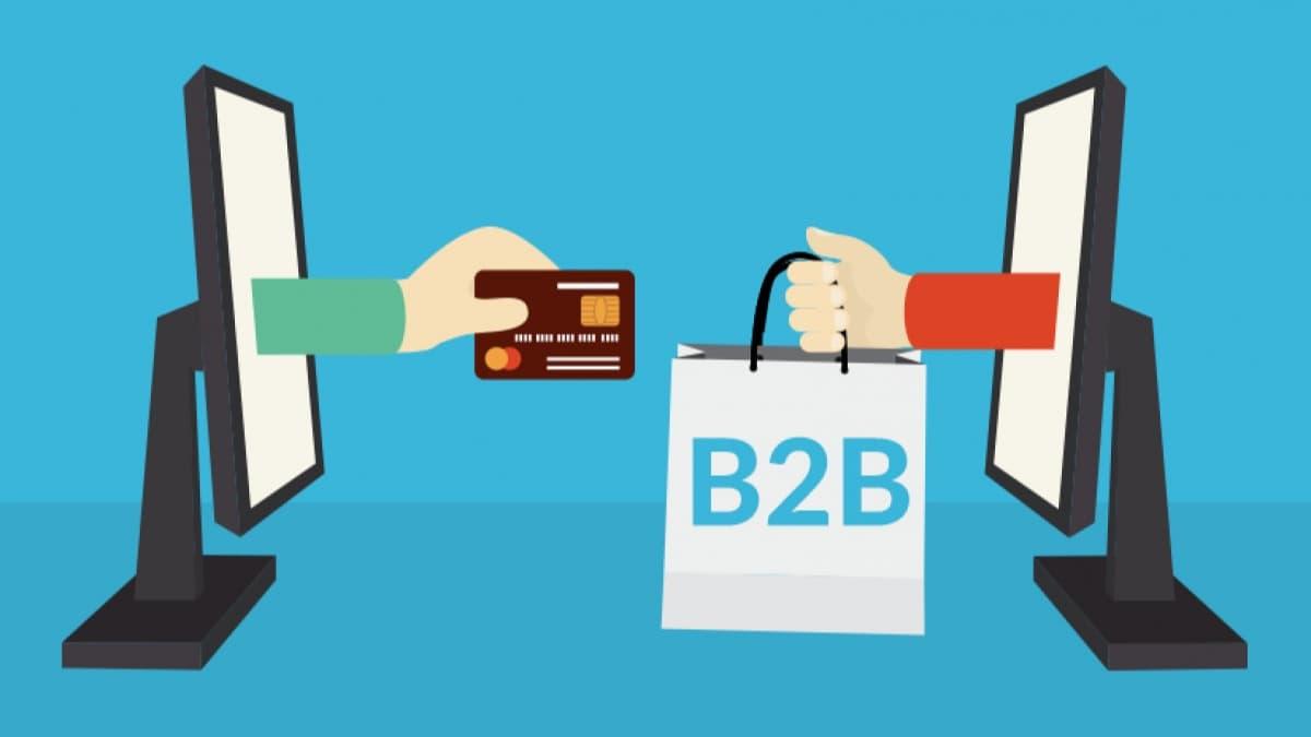 eCommerce dominado por el sistema B2B