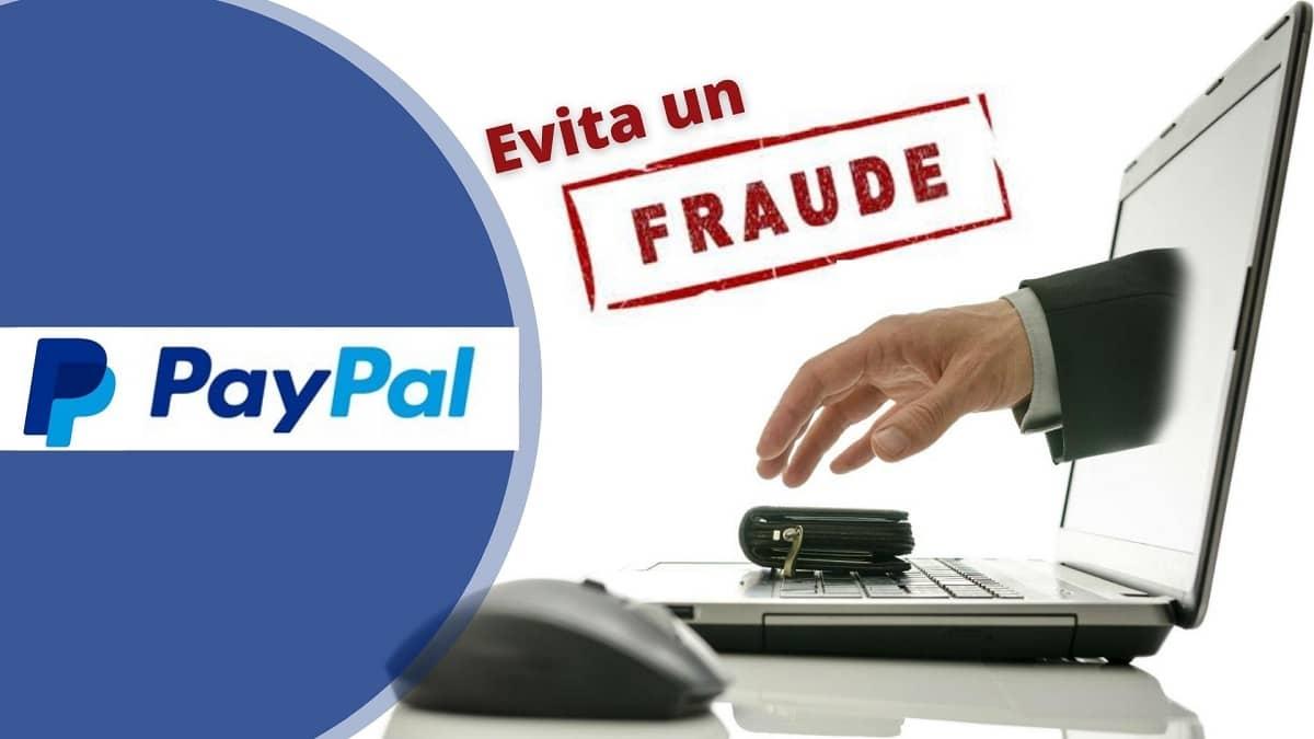 como evitar estafas en paypal