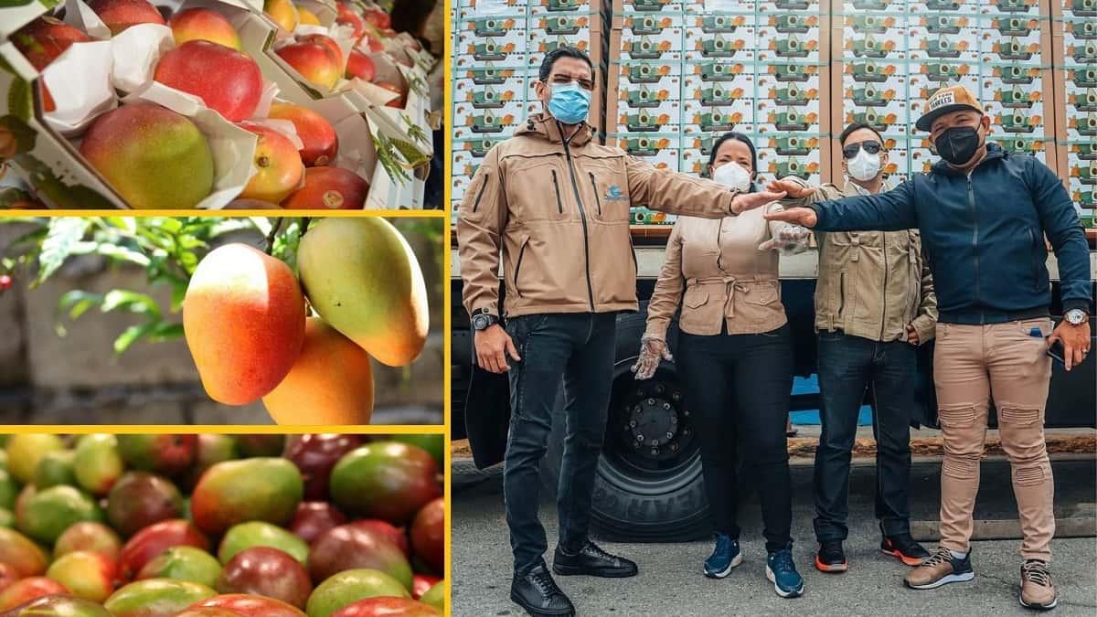 el mango venezolano a la conquista de los Emiratos Árabes Unidos