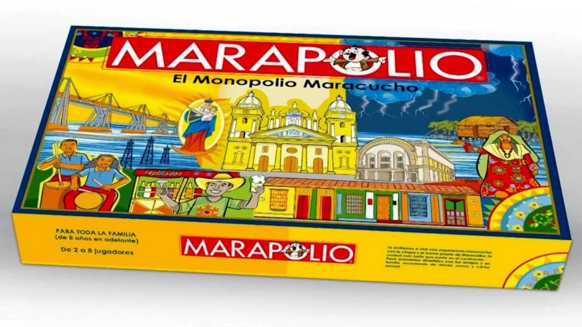 Marapolio un juego que exalta al Zulia