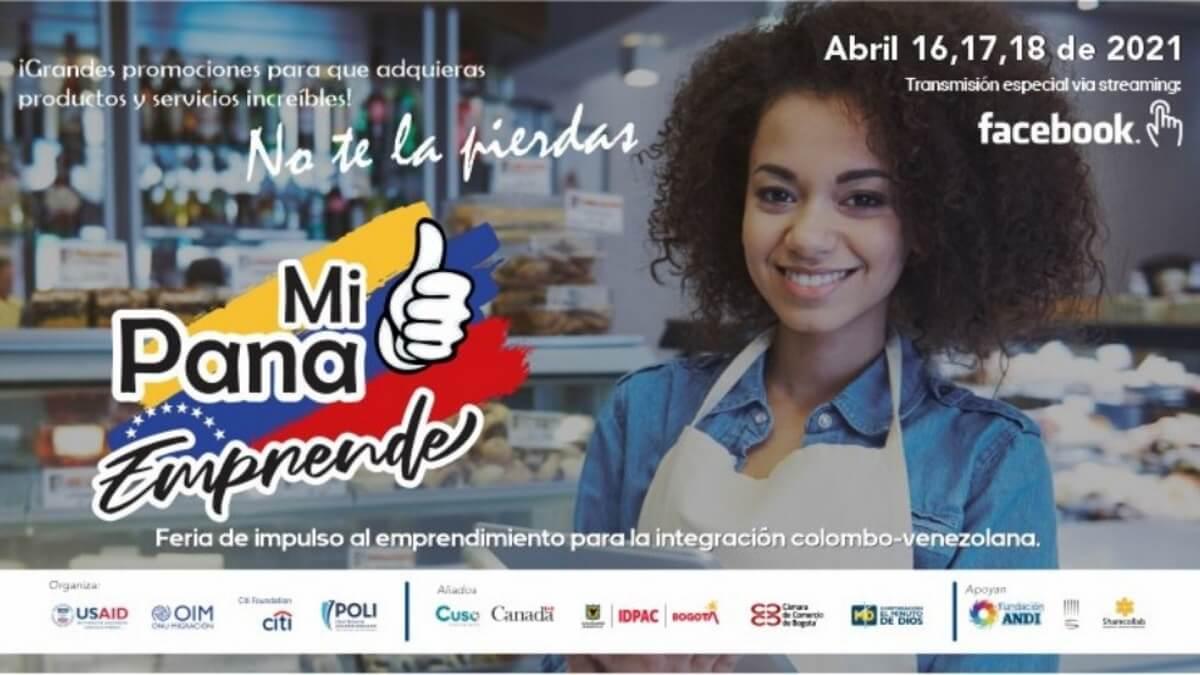 mi pana emprende colombia y venezuela
