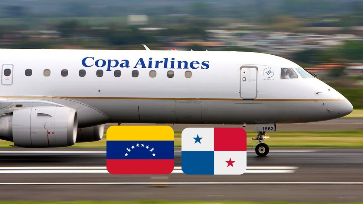 Copa Airlines amplía operacones en Venezuela
