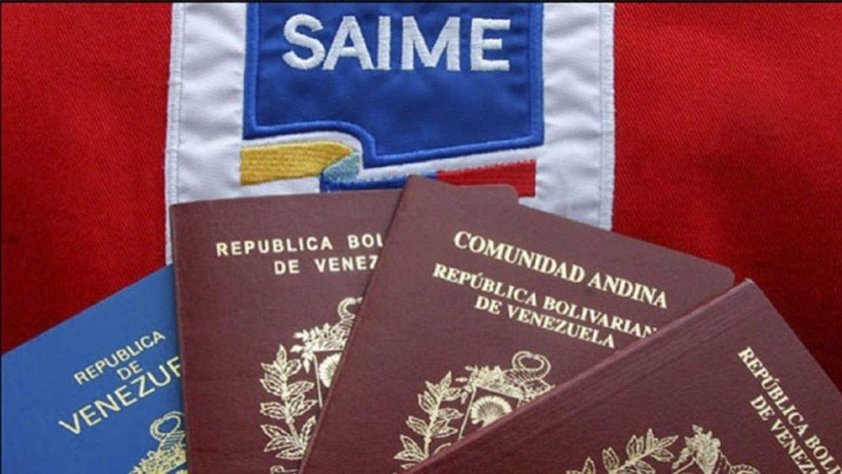 Pasporte tiene nuevos parámetros según el Saime